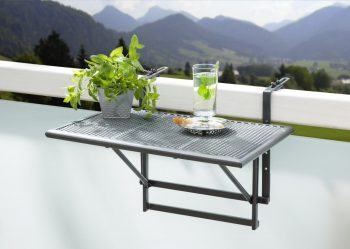 Table originale pour balcon