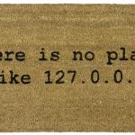 Paillasson localhost 127.0.0.1