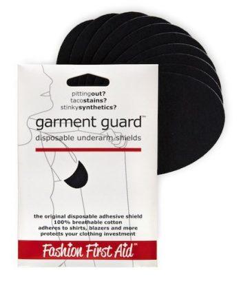 Garment Guard absorbeur de transpiration
