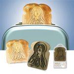 Moule Vierge Marie pour grille-pain