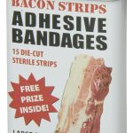 Pansements bacon originaux
