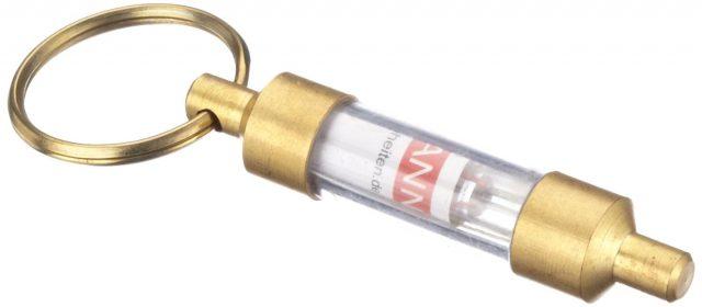 Porte clé déchargeur d'électricité statique