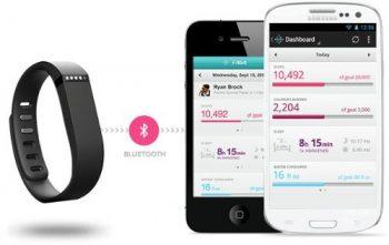 Traqueur d'activités Fitbit