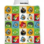 Housse de couette Angry Birds