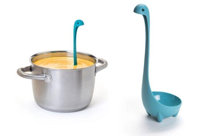 Louche Loch Ness pour votre soupe