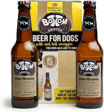 Bière pour chien