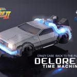 Coque iPhone 6 DeLorean «Retour vers le Futur»