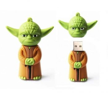 clé usb geek Yoda Star Wars