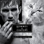Calendrier des hommes et des chatons 2016