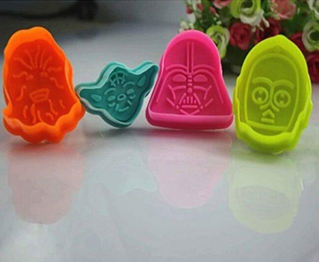 Emporte-pièces Star Wars insolite