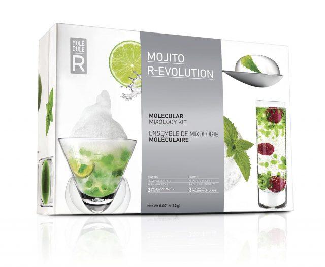 Kit de mojito moléculaire insolite et original