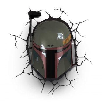 Lampe insolite Boba Fett Star Wars