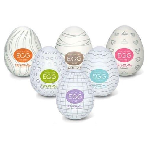 Objet original insolite coquin Egg Tenga