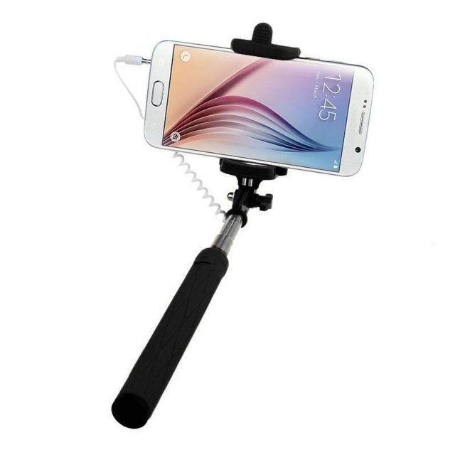 Perche à selfie cadeau original et insolite