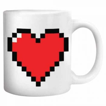 Tasse thermosensible saint Valentin insolite