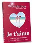 Wonderbox «Je t'aime»