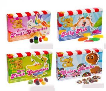 Bonbons insolite Candy Crush Saga
