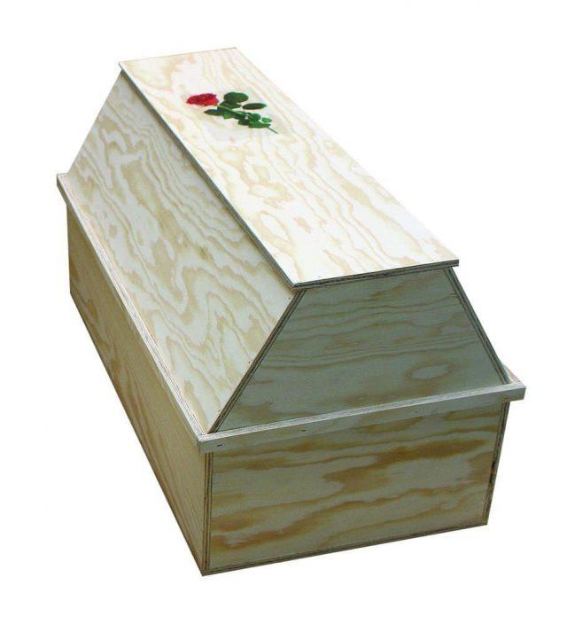 Cercueil insolite pour animaux