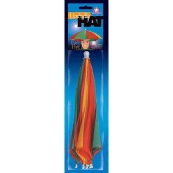 Chapeau parapluie insolite