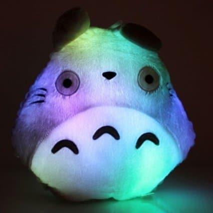 Coussin insolite Totoro