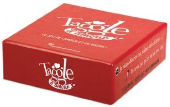 Jeu Taggle d'Amour cadeau original pour la Saint Valentin