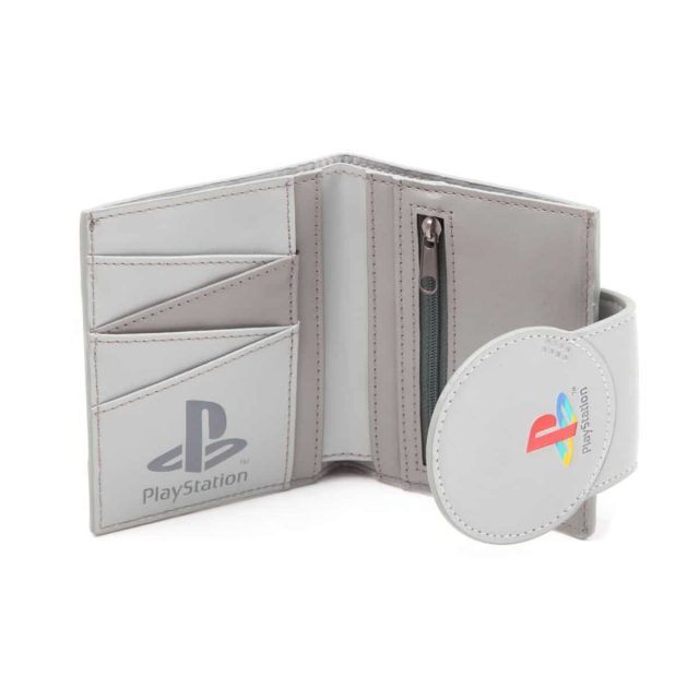 Portefeuille Playstation 1 insolite