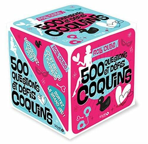 Roll'Cube coquin insolite