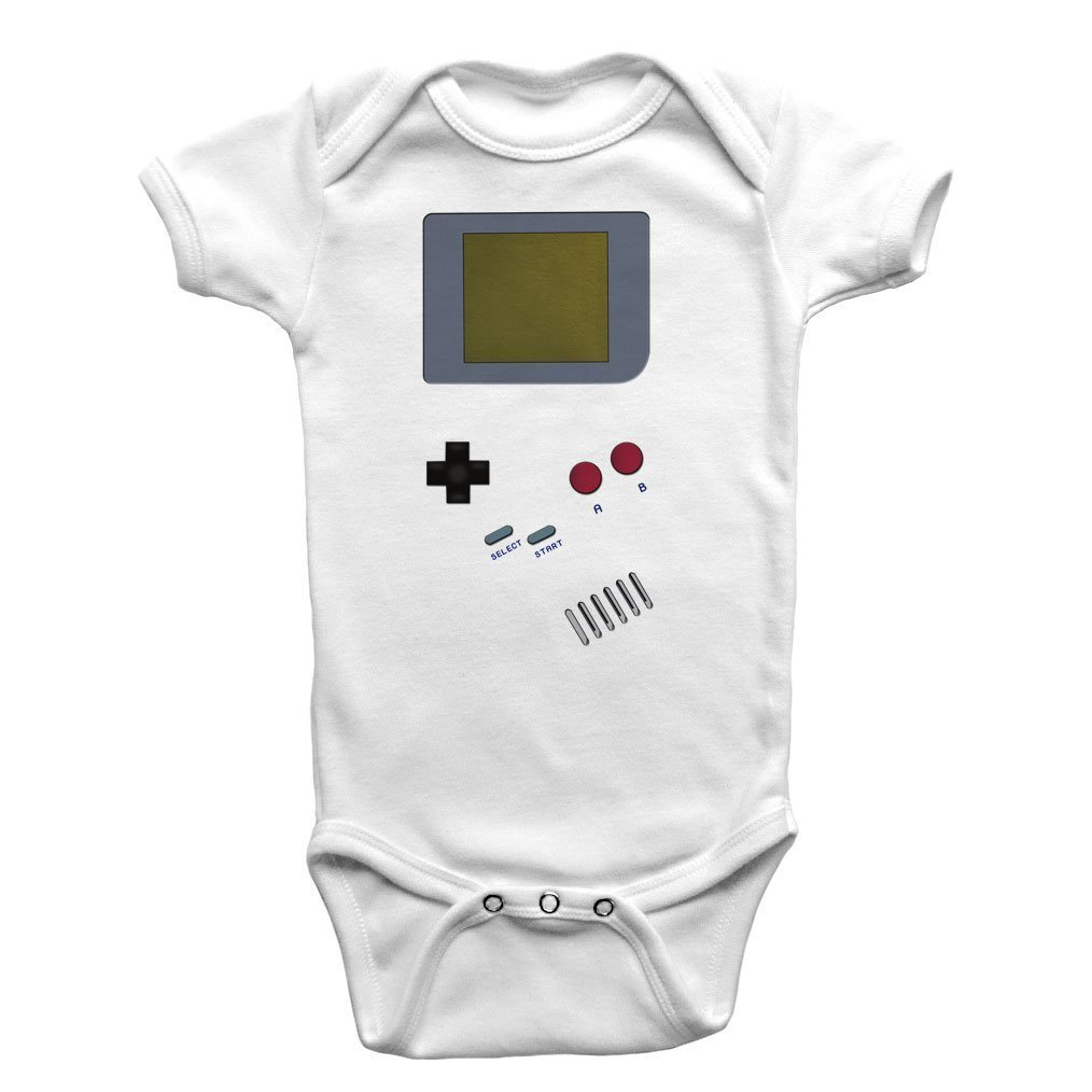 Body Game Boy geek insolite