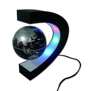 Globe lumineux à LED insolite