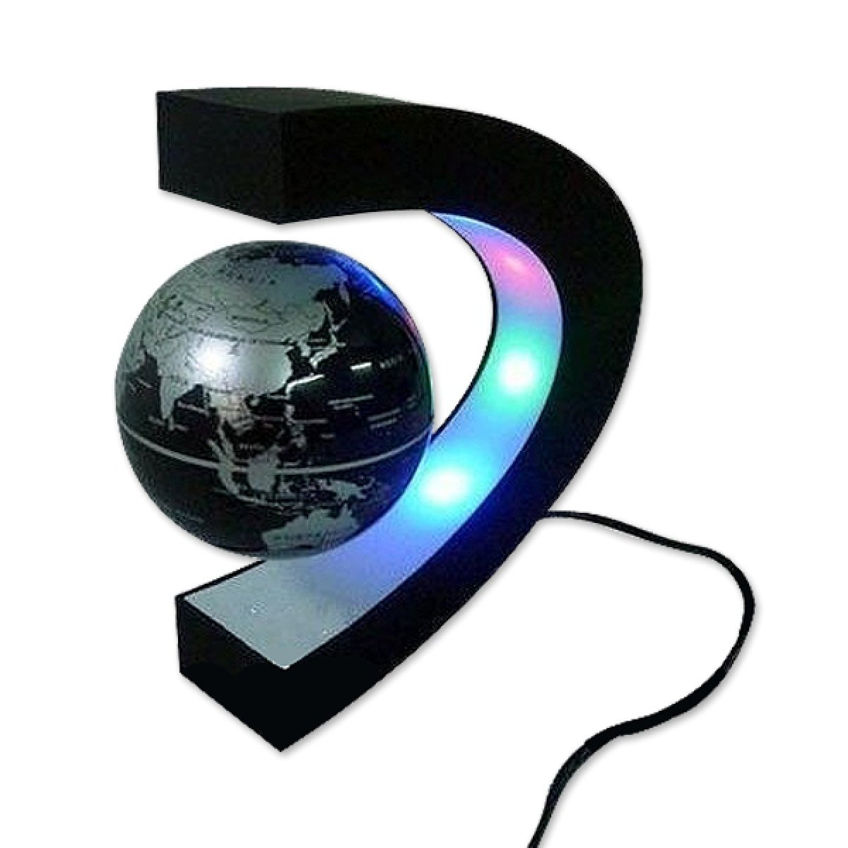 globe terrestre led objet maison insolite mr etrange. Black Bedroom Furniture Sets. Home Design Ideas