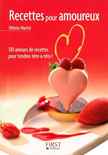 Livre de recettes originales pour la Saint Valentin