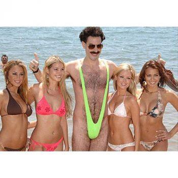 Mankini insolite Borat