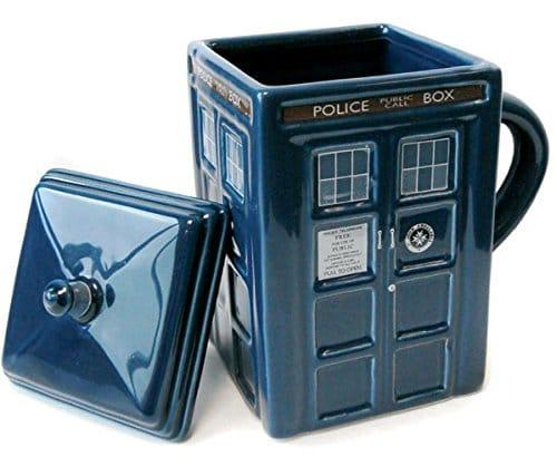 Mug insolite Dr Who