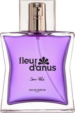 Parfum Fleur d4anus pour lui, cadeau d'anniversaire original