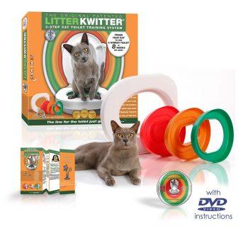 Kit insolite de toilettes pour chat