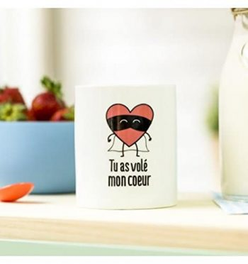 Mug original saint Valentin