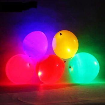 Ballons insolite à LED