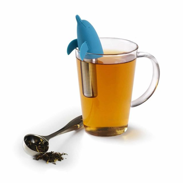 Infuseur à thé insolite dauphin