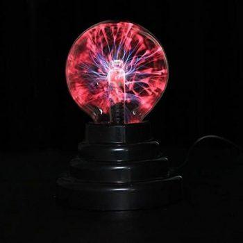 Lampe plasma insolite