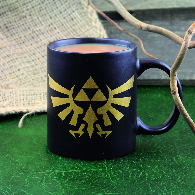 Mug insolite Zelda Hyrule Nintendo