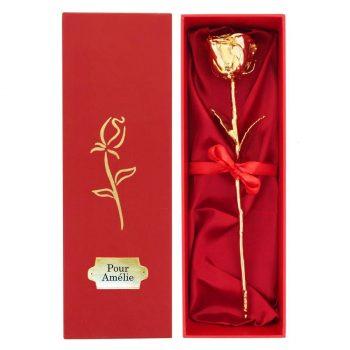 Rose éternelle, cadeau insolite pour la Saint valentin
