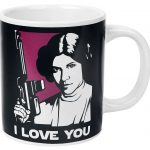 Mug Star Wars « I love you »