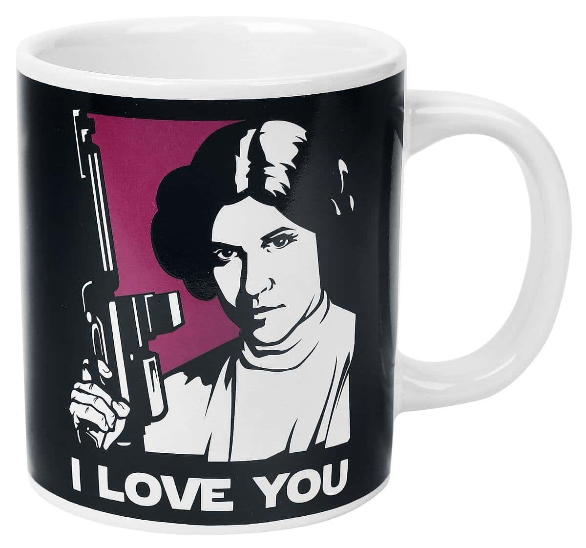 mug star wars i love you objet saint valentin mr etrange. Black Bedroom Furniture Sets. Home Design Ideas