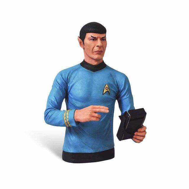 Tirelire Monsieur Spock