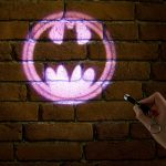 Torche de projection Batman