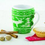 Mug tricot Noël