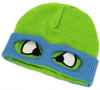 Bonnet Tortue ninja insolite