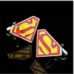 Boutons de manchette Superman