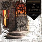 Cahier de coloriage Game of Thrones