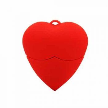 Clé usb insolite coeur pour Saint Valentin
